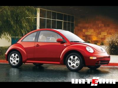 Volkswagen запустил конвейер по сборке нового Beetle