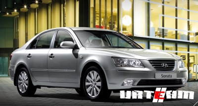 Hyundai Sonata прошел фейслифтинг