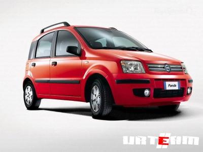 Fiat Panda поколения «next» совершил первый публичный променад