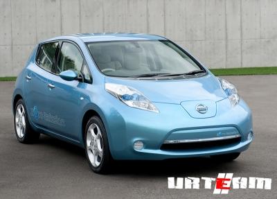 Nissan увеличил стоимость LEAF