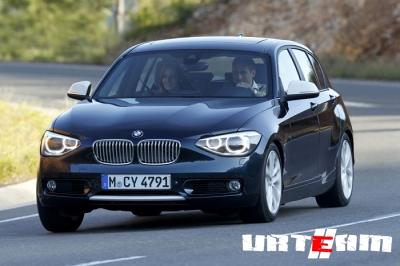 Новый BMW 1-й серии определился с российской ценой