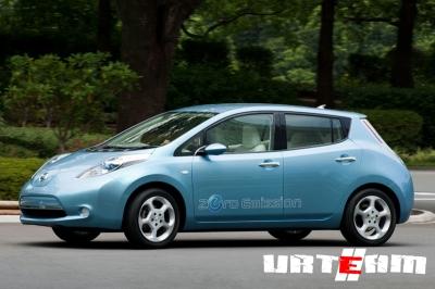 Nissan резонно тянет вверх ценник электрического Leaf