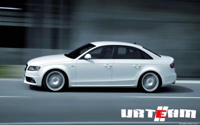 Обновленный Audi A4 выкатился на тесты