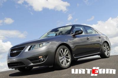 Начались продажи автомобиля Saab 9-5