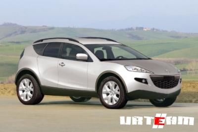Mazda сняла гриф секретности с CX-5