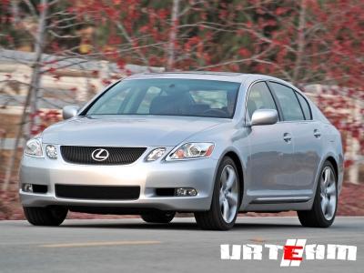 Lexus показал первый тизер нового GS
