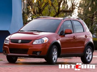Японский Suzuki SX4 в Россию больше не приедет
