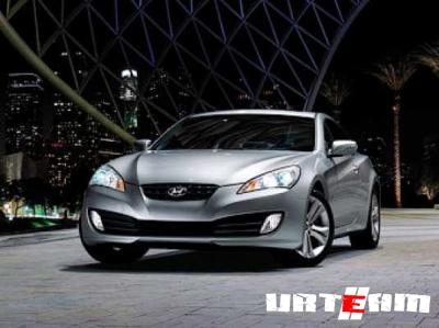 Купе Hyundai Genesis Coupe «легло под нож»