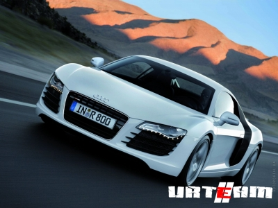 Audi R8 подправят внешность