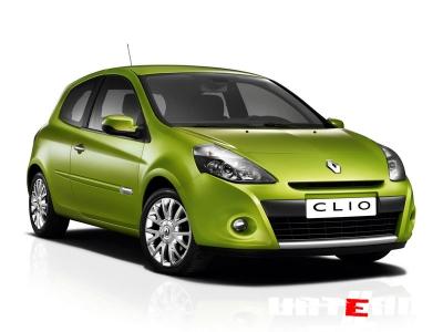 Renault Clio поколения next показал «лицо»