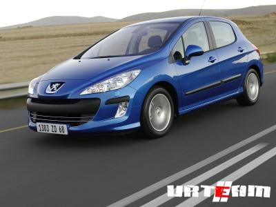 Peugeot предлагает специальный пакет при покупке модели 308