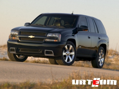 Chevrolet возвращает на рынок Trailblazer