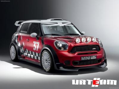 Prodrive готовит дорожный вариант ралли-кара MINI Countryman WRC