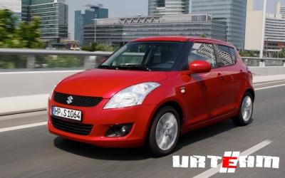 Suzuki покажет в Токио несколько концептов и спортивный Swift