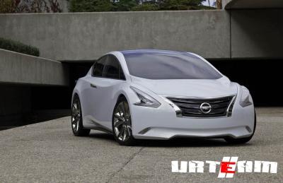 Третья реинкарнация электрического концепта Nissan