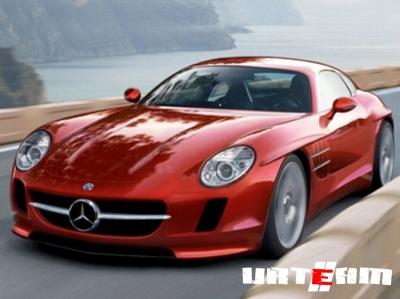 Новый суперкар Mercedes SLC: первые сведения