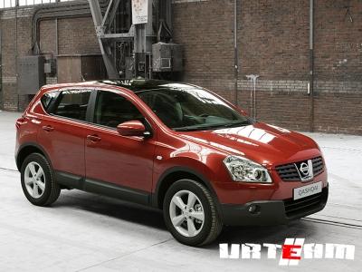 Обновленный Nissan Qashqai (Rogue) представлен в Америке