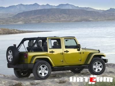 Jeep Wrangler обещают выпустить к 2015