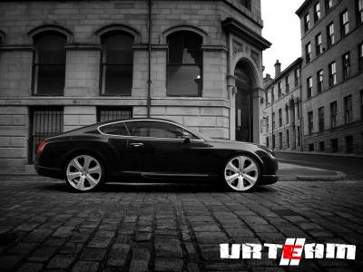 Новое поколение Continental GTC
