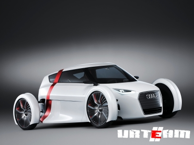 Audi Urban Concept удивил Франкфурт