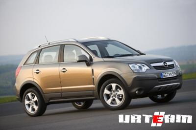 Объявлена стоимость Opel Antara