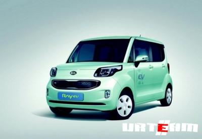 Первый корейский электрокар представлен Kia