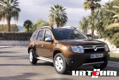 Renault Duster будут собирать в России