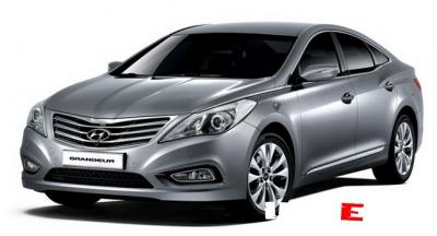 Hyundai Azera – новинка 2012