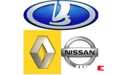 Renault-Nissan переходит на Lada