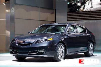 Новинка: Acura TL 2012