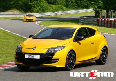 Обновлен Renault Megane RS