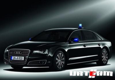 Audi A8 Long определяет новый уровень