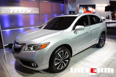 Acura RDX уже производится в США