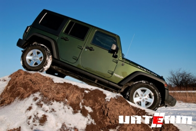 Jeep дважды отмечен американцами