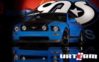 В Ford Racing доводят до ума Ford Mustang