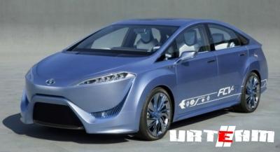 Toyota работает над новой архитектурой