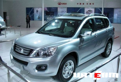 Китайские автомобили продолжают удивлять