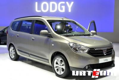Dacia 2012