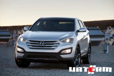 Новый Hyundai Santa Fe получит два дополнительных места.