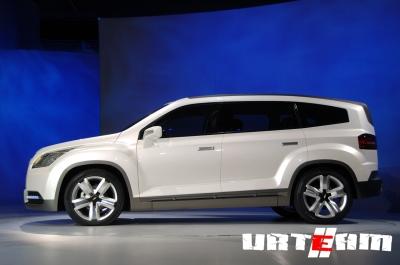 Chevrolet Orlando с новым двигателем – уже скоро!