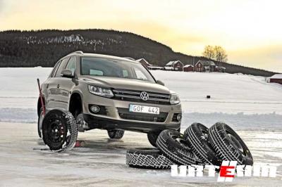 Автомобильные шины зимой: с шипами или ?..