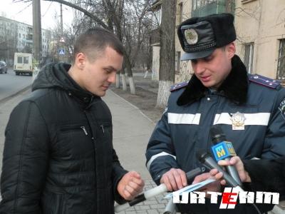 В Братске прошёл рейд по воспитанию пешеходов