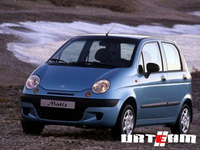Особенности автомобиля  Daewoo Matiz