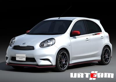 Nissan: а вот и новая Micra