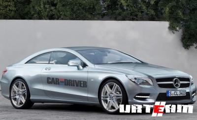 Mercedes S-класс?