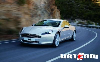 Aston Martin Rapide теперь универсал
