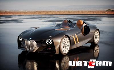 BMW 328 Hommage: традиция в современности