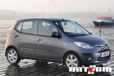 Hyundai i10: до премьеры далеко, а мы уже все знаем