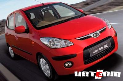 Hyundai i10 улучшится в 2014 году