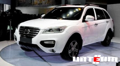 На российском рынке появится Lifan Х60